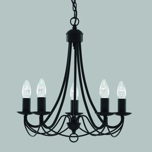 Kerzenstil-Kronleuchter 8-flammig Ramon