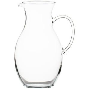 Krug  Classic ¦ transparent/klar ¦ Glas  ¦ Maße (cm): H: 23,5 Gläser & Karaffen  Karaffen, Krüge » Höffner
