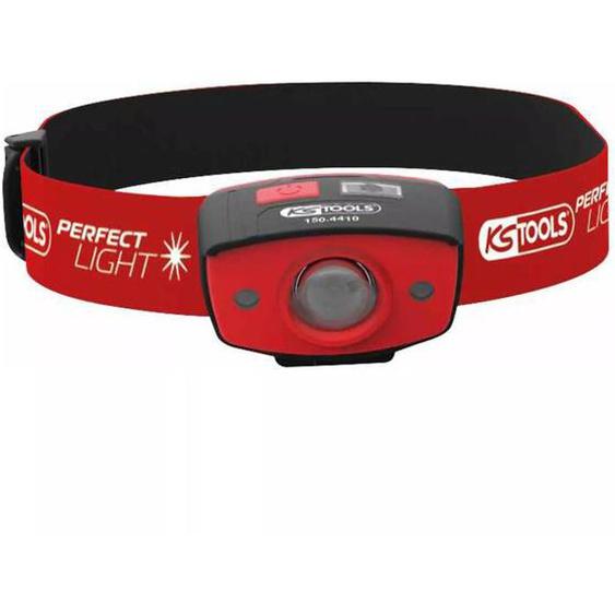 KS Tools PerfectLight Stirnlampe 120 Lumen 150.4410
