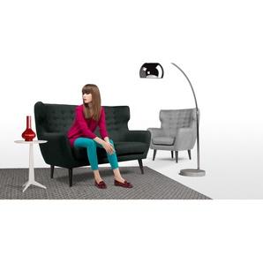 Kubrick 2-Sitzer Sofa, Anthrazit