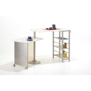 Küchenbar mit Metallgestell Metall
