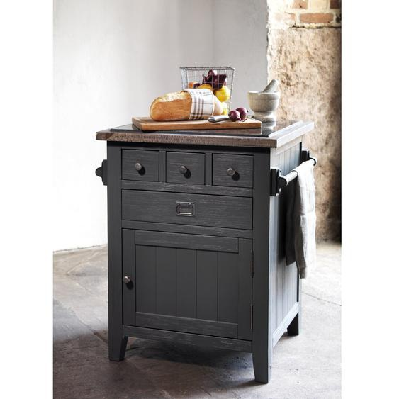 Kücheninsel Carol mit Granitplatte