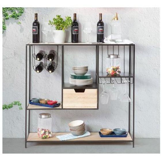Kücheninsel Mendonca aus Eisen
