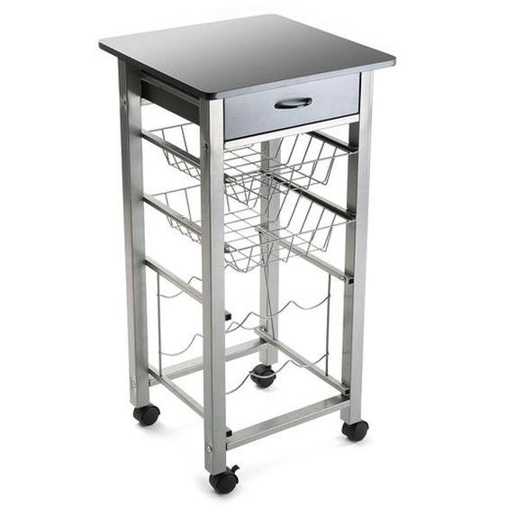 Küchenwagen Metall/Plastik