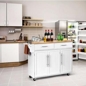Küchenwagen Servierwagen Kücheninsel Küchenschrank Rollwagen Küchen