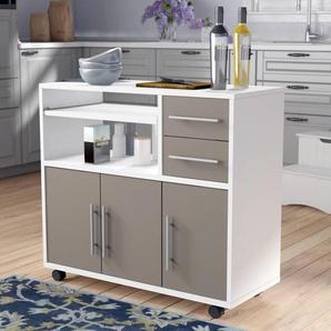 Küchenwagen aus Holz Preisvergleich | Moebel 24