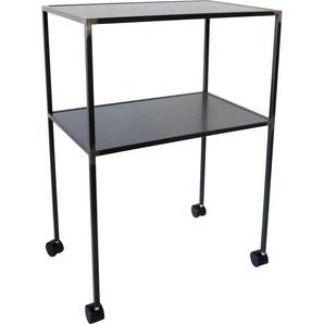 Küchenwagen , schwarz, Maße (B/T/H): 60/40/86 cm, »TROLLY«, Spinder Design