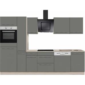 OPTIFIT Küchenzeile »Bern«, weiß, mit Schubkästen