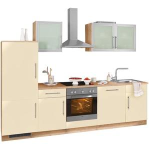 Küchenzeile, »Aachen«, wiho Küchen