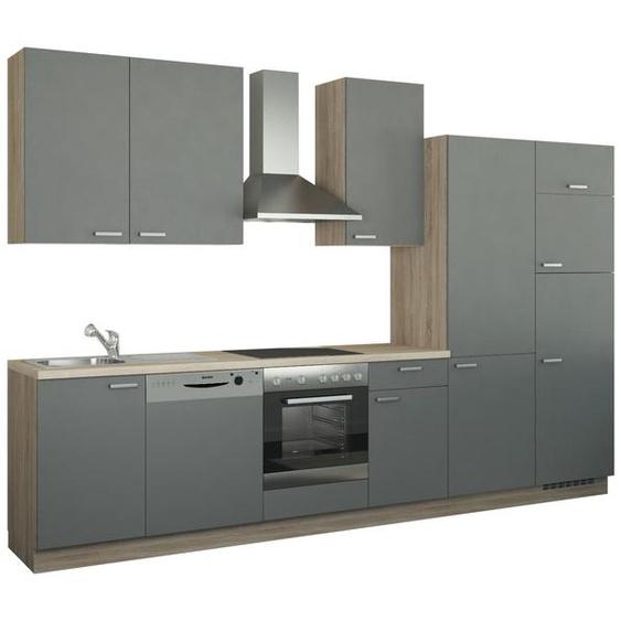 Küchenzeile mit Elektrogeräten  Dortmund ¦ grau