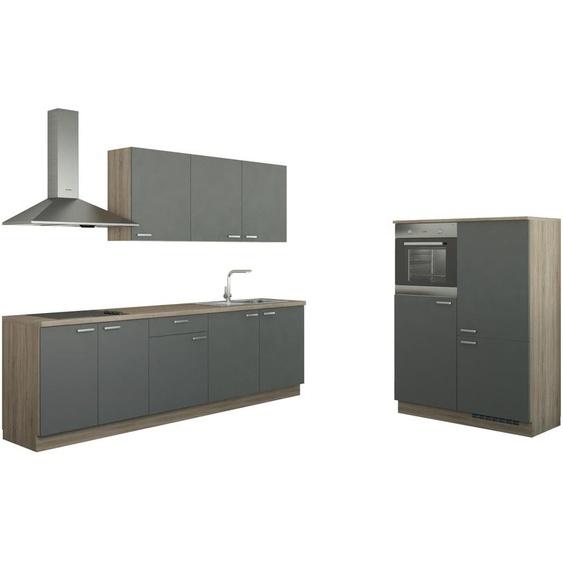 Küchenzeile mit Elektrogeräten   Gotha ¦ grau