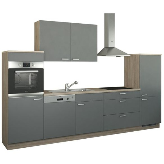 Küchenzeile ohne Elektrogeräte  Neuss ¦ Maße (cm): B: 330