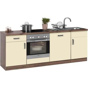 Küchenzeile »Tacoma«, weiß, wiho Küchen