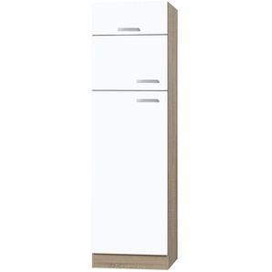 Kühlschrankumbau  Zamora | 60 cm | 207 cm | 60 cm |