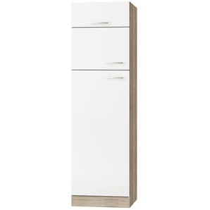 Kühlschrankumbau für Einbaukühlgerät 145cm Arta | 60 cm | 207 cm | 58 cm |
