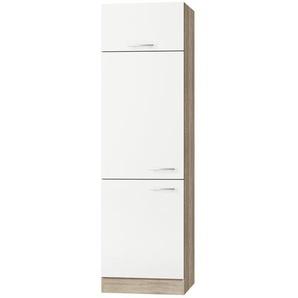 Kühlschrankumbau für Einbaukühlgerät 88 cm Arta | 60 cm | 207 cm | 58 cm |
