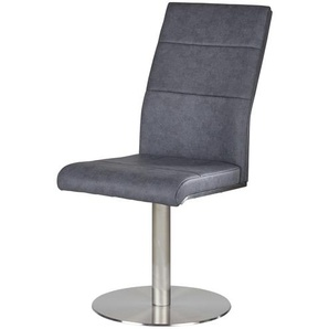 Stuhl  Caneva ¦ grau ¦ Maße (cm): B: 44 H: 98 T: 65 Stühle  Esszimmerstühle  Esszimmerstühle ohne Armlehnen » Höffner