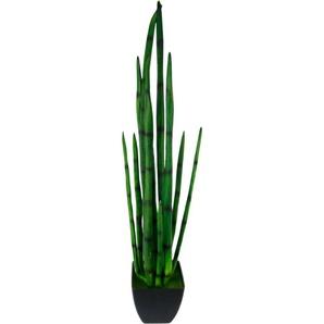 Kunstpflanze »Aloe im Topf« Aloe, I.GE.A., Höhe 83 cm