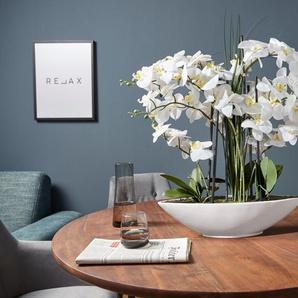 Deko Orchidee, ca. 70 cm hoch