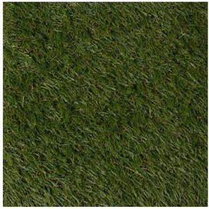 Kunstrasen »Mallorca«, Andiamo, rechteckig, Höhe 28 mm, Meterware Breite 400 cm, uni, witterungsbeständig