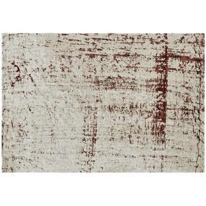Kurzflorteppich  Harmonie 1900 ¦ Synthethische Fasern, 33% Polyester, 33% Baumwolle, 34% Chenille Acryl ¦ Maße (cm): B: 60 Teppiche  Wohnteppiche » Höffner