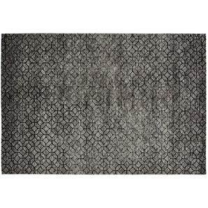 Kurzflorteppich  Harmonie 2000 ¦ grau ¦ 34% Baumwolle, 33% Polyethylen, 33% Chenille Acryl, Synthethische Fasern ¦ Maße (cm): B: 80 Teppiche  Wohnteppiche » Höffner