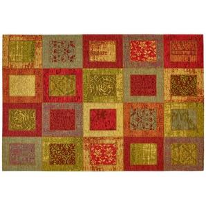 Webteppich  Harmonie ¦ mehrfarbig ¦ 33% Polyester, 34% Chenille Acryl, 33% Baumwolle, Synthethische Fasern ¦ Maße (cm): B: 80 Teppiche  Wohnteppiche » Höffner