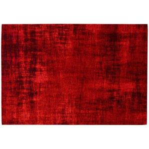 Webteppich  Harmonie ¦ rot ¦ 34% Chenille Acryl, 33% Baumwolle, 33% Polyester ¦ Maße (cm): B: 155 Teppiche  Auslegware » Höffner