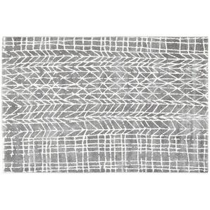 Webteppich  MoveOne ¦ grau ¦ 100% Polypropylen, Synthethische Fasern ¦ Maße (cm): B: 133 Teppiche  Wohnteppiche » Höffner