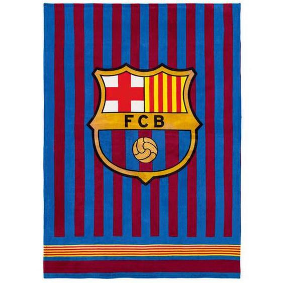 Kuscheldecke »FC Barcelona«, 150 x 200 cm