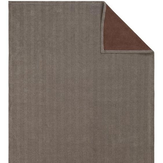 Kuscheldecke Switch, graubraun-schoko (300), 150x200 cm