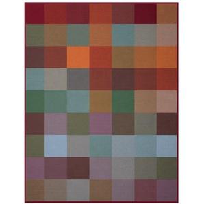 Kuscheldecke Warm Shades Colour-Woven