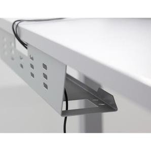 KW 16 S   Kabelwanne horizontal - Silber 160 cm