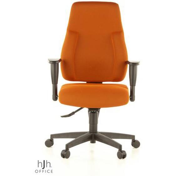 LADY SITNESS C AL.K2 - Profi Bürostuhl Orange Stoff