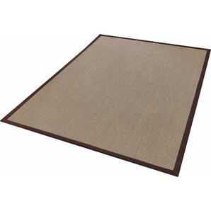 Läufer »Brasil«, Dekowe, rechteckig, Höhe 10 mm, Teppich-Läufer, gewebt, Obermaterial: 100% Sisal, mit Bordüre, Flur