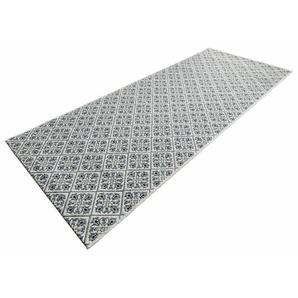 Läufer »Flake«, Zala Living, rechteckig, Höhe 8 mm, Flachgewebe