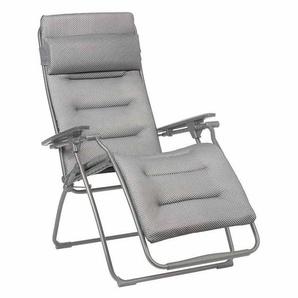 Lafuma Futura Relaxliege Stahl/Be Comfort® Basalte/Silver