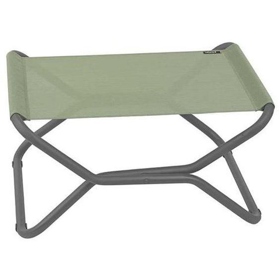 Lafuma Next Fußauflage Stahl/Batyline® Grün
