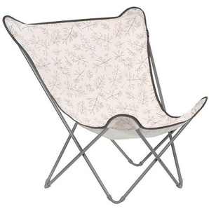 Lafuma Pop Up XL Design-Sessel Stahl/Airlon® Titan/Graminé