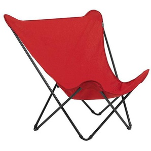 Lafuma Pop Up XL Design-Sessel Stahl/Airlon® Schwarz/Garance