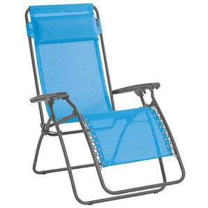 Lafuma RT2 Relaxliege Stahl/Texplast Blau
