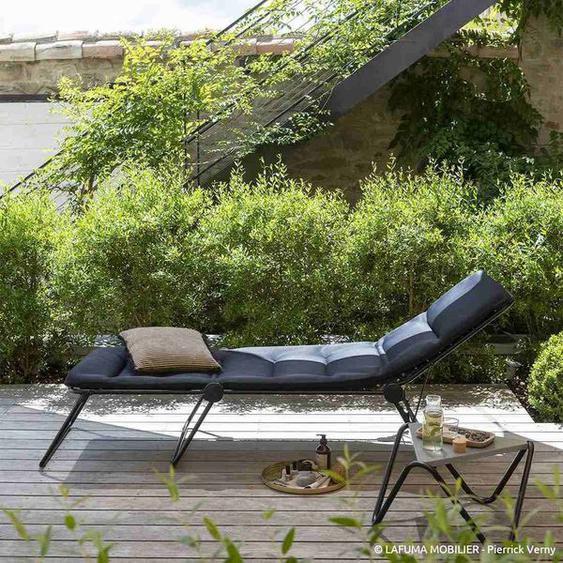 Lafuma Siesta L Dreibeinliege Stahl/Air Comfort® Schwarz