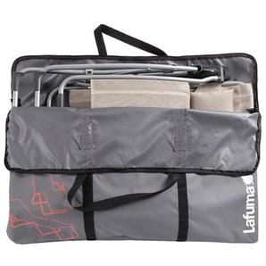 Lafuma Transporttasche für Relaxliege und Siesta Anthrazit Anthrazit