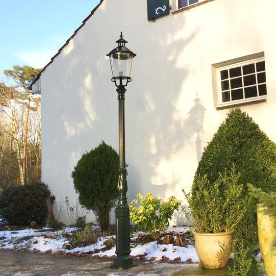Lampe Eingang Standlampe Vorgarten Aussenleuchte Einfahrt Beleuchtung - H.270 cm