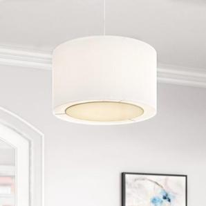 Lampenschirm aus Stoff