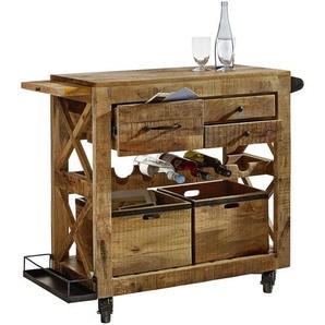 Servier- & Küchenwagen für mehr Stauraum | Moebel24