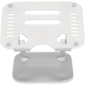 LAPTOP STAND | Laptophalterung - Laptopunterlage Silber