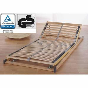 Lattenrost verstellbar GS geprüft Made in Germany