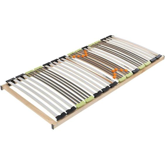 Lattenroste »3247 NV«, 80x200x10.5 cm (BxLxH), ADA trendline, beige, Material Birkenschichtholz, Kautschuk