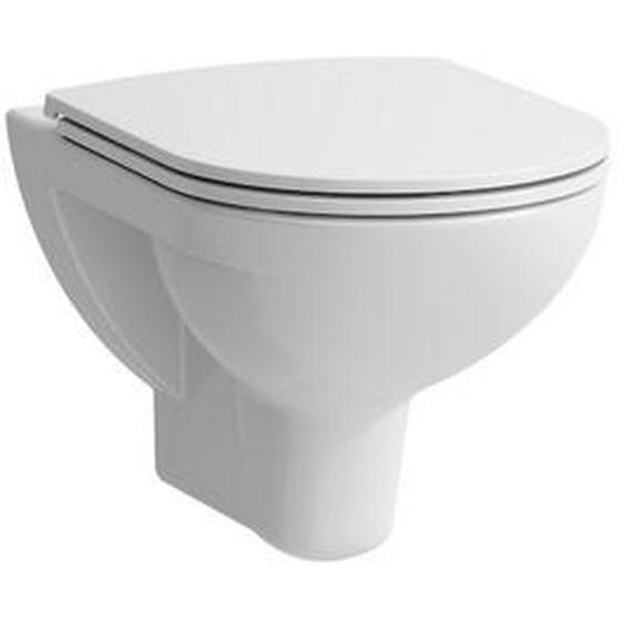 Laufen Wand-WC Pro spülrandlos mit Absenkautomatik weiß